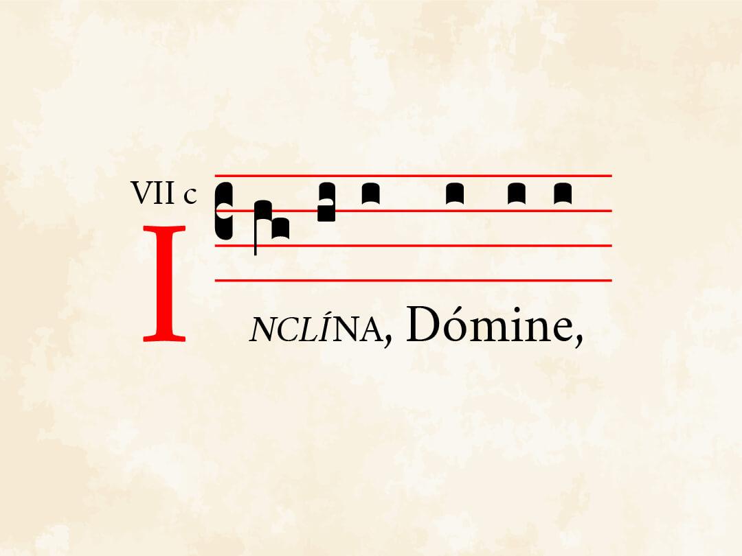 Inclina Domine